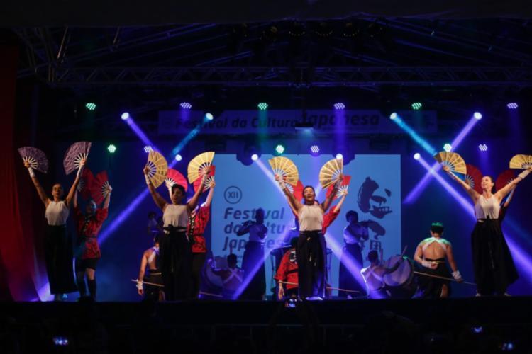 Festival da Cultura Japonesa também fez parte da programação comemorativa