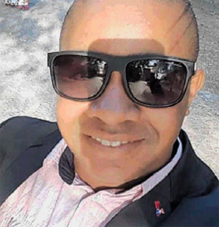 Marco Antônio era motorista do Quartel dos Aflitos e também dirigia para aplicativo - Foto: Reprodução