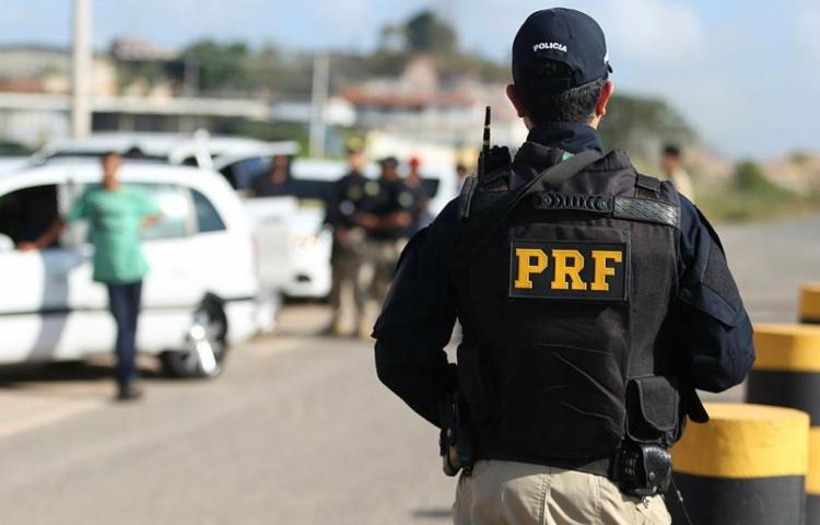 Para a Bahia, são oferecidas 17 vagas para policiais rodoviários federais - Foto: Joá Souza | Ag. A TARDE | 11.10.2018
