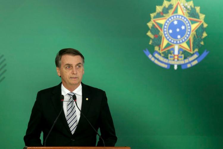 Bolsonaro avisou que pretende reduzir de 29 para de 15 a 17 o número de ministérios - Foto: Wilson Dias | Agência Brasil