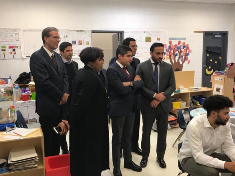 Prefeitura de Salvador busca inovação e soluções para o aprimoramento da qualidade na rede municipal - Foto: Divulgação | SECOM Salvador