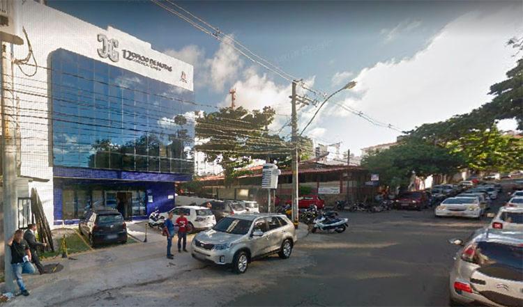 O 12º Ofício de Notas Conceição Gaspar, localizado na rua Território do Amapá, em Salvador, recebeu o Prêmio de Qualidade Total Anoreg - Foto: Reprodução   Google Maps