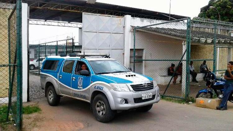 Segundo a direção do presídio, 280 presos já foram beneficiados com a medida - Foto: Aldo Matos   Reprodução   Site Acorda Cidade