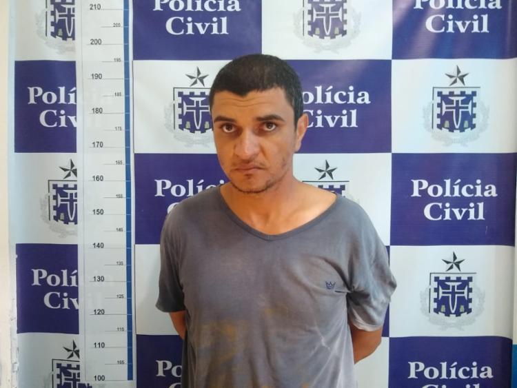 Segundo delegado, Leandro teria sido contratado para assassinar o sindicalista - Foto: Divulgação | SSP-BA