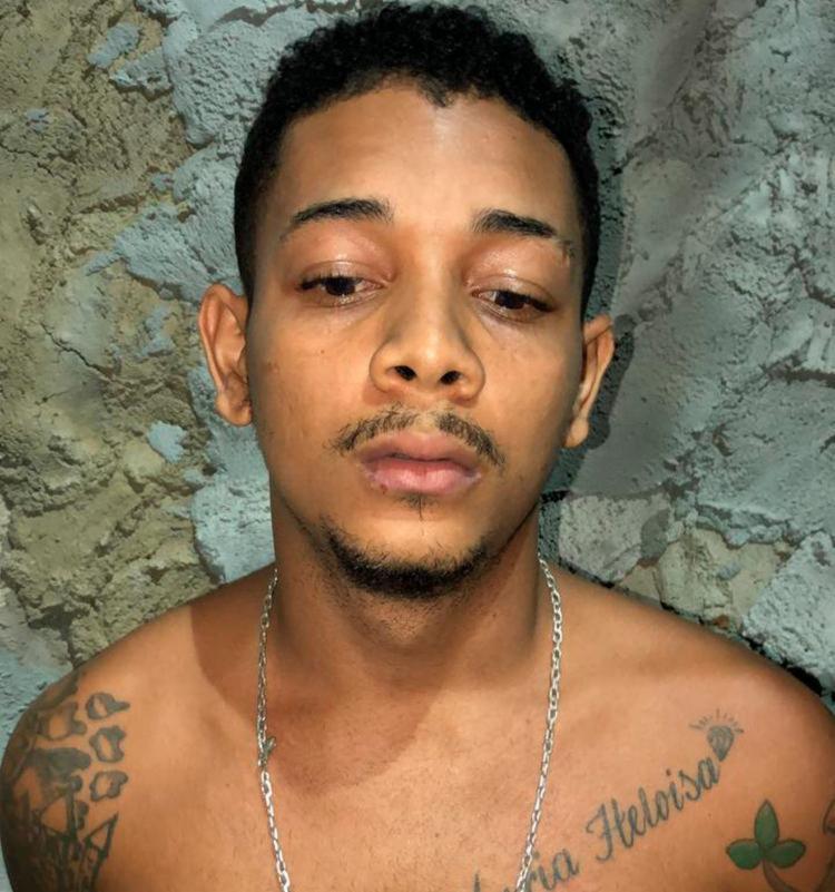 Rafael Melo de Oliveira, de 23 anos, foi autuado na Central de Flagrantes - Foto: Divulgação | SSP-BA