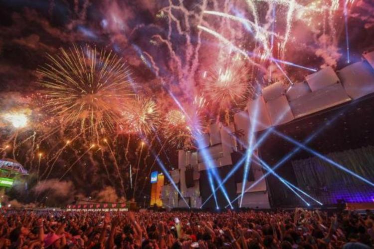 O Rock in Rio anunciou apenas alguns dias e atrações do festival de 2019, como Iron Maiden, Pink e Muse - Foto: Apu Gomes / AFP