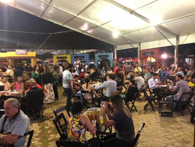 O evento tem o intuito de mostrar a diversidade dos sabores tradicionais de 22 regiões do estado - Foto: Divulgação