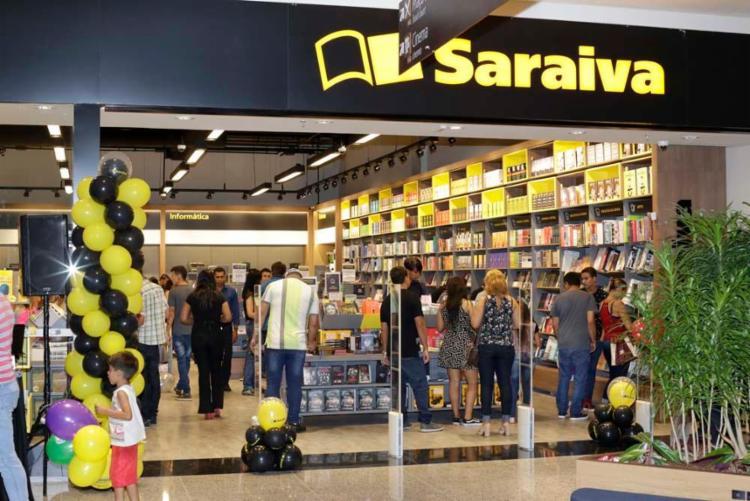 Livrarias Saraiva dos Shoppings da Bahia, Salvador, Barra e Paralela encerram as atividades - Foto: Divulgação