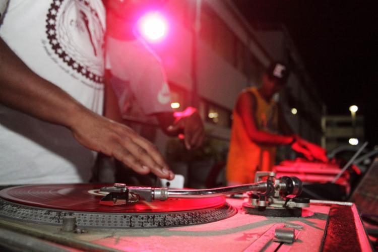 Evento reúne música, dança, grafite e poesia - Foto: Divulgação
