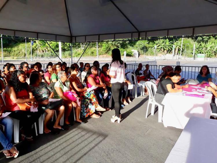 Ação vai oferecer gratuitamente diversos serviços nas áreas de saúde, educação e assistência social - Foto: Divulgação