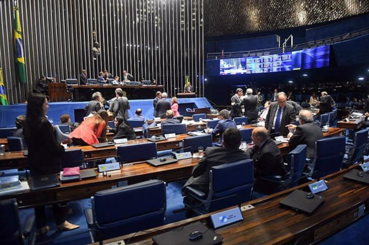 O impacto que a decisão poderá ter nas contas públicas é de R$ 4, 1 bilhões - Foto: Jefferson Rudy l Agência Senado