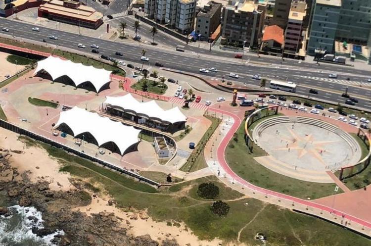 A estrutura será montada com diferentes ambientes - Foto: Divulgação