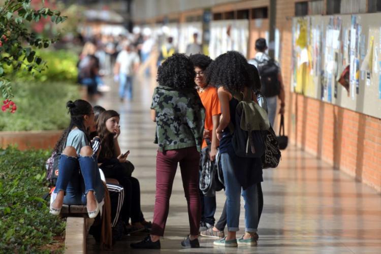 Sistema de Seleção Unificada oferece vagas em universidades públicas - Foto: Marcelo Casal Jr. | Agência Brasil