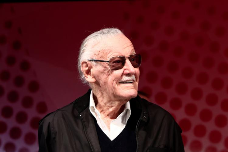 Personificação da cultura dos quadrinhos nos EUA, Lee morreu na manhã desta segunda-feira, 12, em Los Angeles - Foto: Behrouz Mehri l AFP
