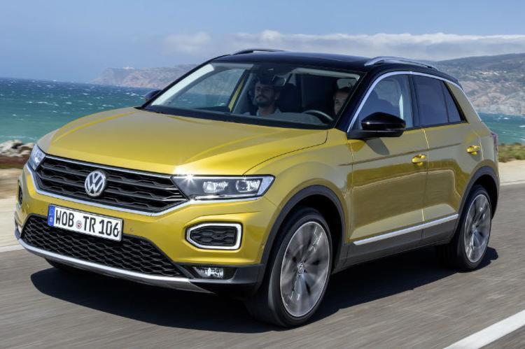 T-Roc será o curinga da Volkswagen - Foto: Divulgação