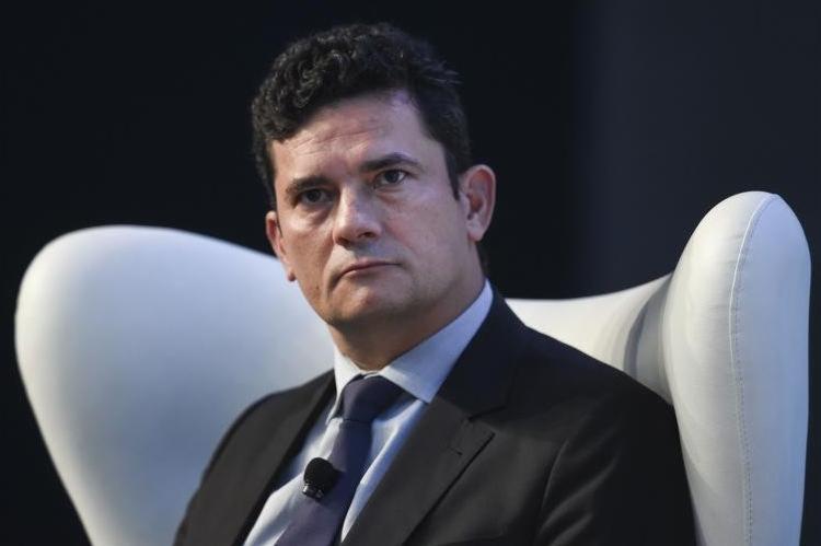 Juiz Sérgio Moro é o novo ministro da Justiça e Segurança Pública - Foto: Patricia de Melo Moreira | AFP