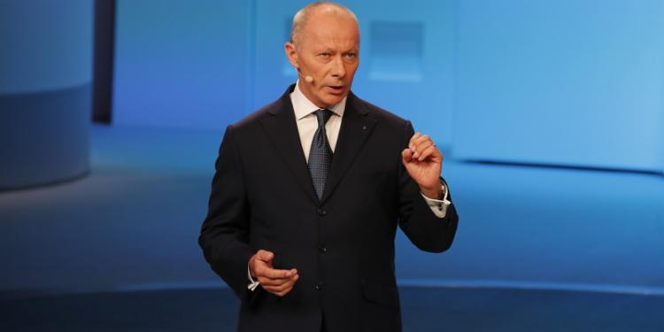 Thierry Bolloré, de 55 anos, recebeu a direção executiva