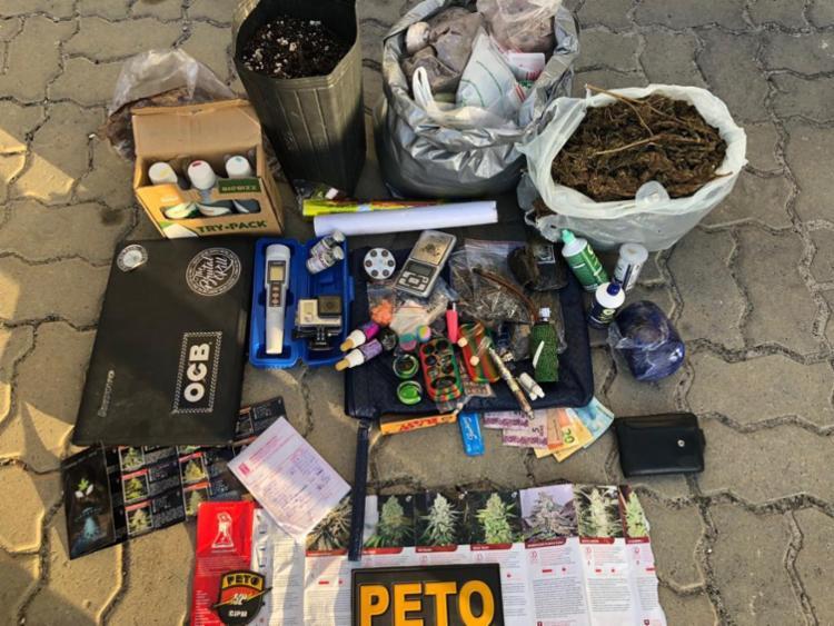 Materiais foram apreendidos pela equipes da 52ª Companhia Independente da Polícia Militar - Foto: Divulgação | SSP-BA