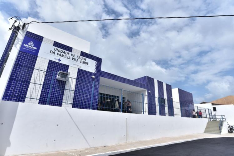 Nova unidade recebeu investimentos municipais de R$ 1,7 milhão - Foto: Divulgação | Prefeitura de Salvador