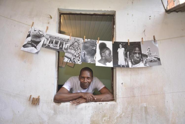 Lázaro Roberto criou o Zumvi Arquivo Fotográfico para preservar a memória do povo negro - Foto: Shirley Stolze / Divulgação