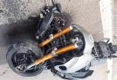 Motociclista morre na BR-101 após ser atingido por carro na contramão | Foto: Reprodução | O Baianão