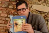 Obra verbo-visual de César Rasec é lançada nesta sexta | Foto: Antonio Queirós