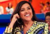 Regina Casé apresenta recital no Espaço Cultural da Barroquinha | Foto: Divulgação | TV Globo