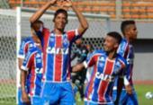 Bahia pega o Santa Cruz na semi do Nordestão Sub-20 | Foto: Divulgação | EC Bahia