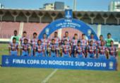 Bahia fica com o vice-campeonato do Nordestão Sub-20 | Foto: Divulgação | EC Bahia