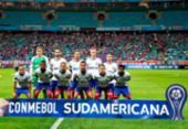 Sul-Americana, com o Bahia, não terá jogos transmitidos pela TV | Foto: Felipe Oliveira | EC Bahia
