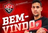 Vitória oficializa contratação de zagueiro | Foto: EC Vitória | Divulgação