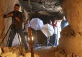 Primeira missão 100% brasileira no Egito prepara a escavação de tumba milenar | Foto: Bape | Divulgação