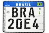 Portaria com exigências para implantação da placa Mercosul na Bahia é suspensa | Foto: Divulgação