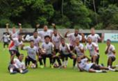 Jogadores do sub-23 do Vitória se apresentam já de olho em 2019 | Foto: Maurícia da Matta | EC Vitória