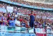Bahia encara o Cruzeiro para alcançar a melhor posição nos pontos corridos | Foto: Adilton Venegeroles | Ag. A TARDE