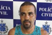 Homem suspeito de matar ex-companheira é preso em Santo Antônio de Jesus | Foto: Divulgação l Polícia Civil