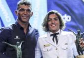 Baianos são eleitos melhores atletas do ano no Prêmio Brasil Olímpico | Foto: