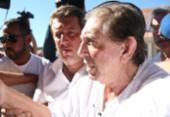 João de Deus diz estar à disposição da Justiça em 1ª aparição após denúncias | Foto: Marcelo Camargo | Agência Brasil
