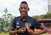São Paulo anuncia contratação do lateral-esquerdo Léo Pelé | Foto: Érico Leonan l São Paulo FC