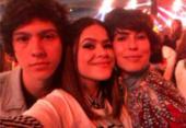 Maisa Silva mostra em foto como seu namorado se parece com Fernanda Paes Leme | Foto: Reprodução | Twitter
