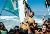 Gabriel Medina fatura Pipe Masters e Jesse Mendes ganha a Tríplice Coroa Havaiana | Foto: Reprodução l WSL
