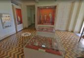 Plataforma do Google oferece experiência virtual em passeio no Museu Nacional | Foto: Reprodução