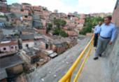 Obras de contenção e reurbanização são entregues em Vila Canaria | Foto: Carol Garcia | Divulgação GOV-BA