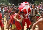 Hospital realiza ação de Natal para comunidade no Cabula | Foto: Luciano da Matta l Ag. A TARDE