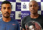Trio é preso por envolvimento em crimes no interior do estado | Foto: Divulgação | Polícia Civil