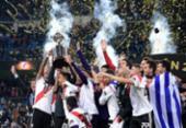 River Plate vence por 3 x 1 o Boca Juniors e conquista a Libertadores | Foto: Javier Soriano | AFP