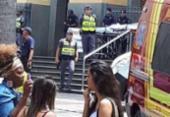 Homem mata quatro fiéis em catedral e depois se suicida em Campinas | Foto: Reprodução | Twitter