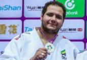 Judô brasileiro ganha 1 prata e 2 bronzes no World Masters   Divulgação l CBJ