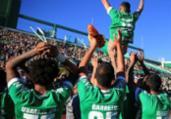 Título do Atlético-PR coloca Chapecoense na Sul-Americana | Sirli Freitas | Chapecoense | Divulgação