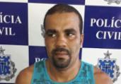 Homem suspeito de matar ex-companheira é preso na Bahia | Divulgação l Polícia Civil